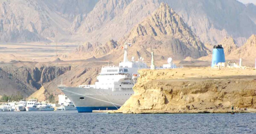 Transfer to Sharm el-Sheikh Port