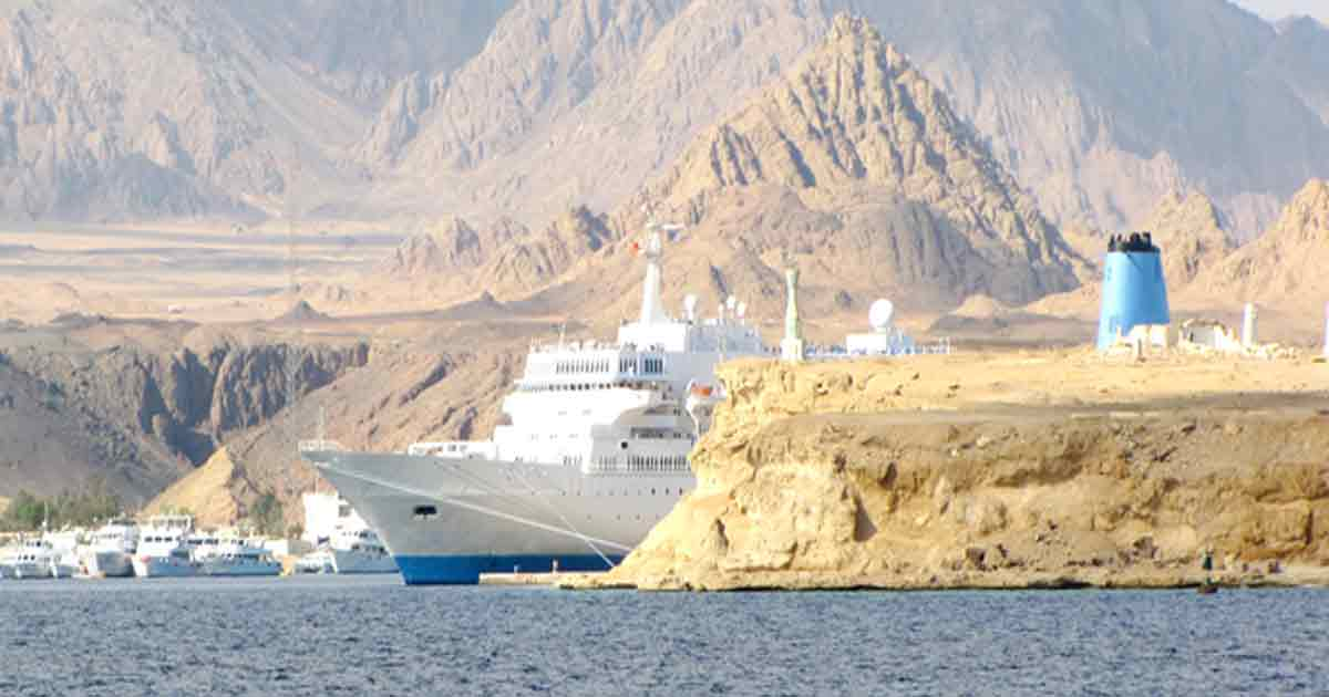 Transfer to Sharm el-Sheikh Port