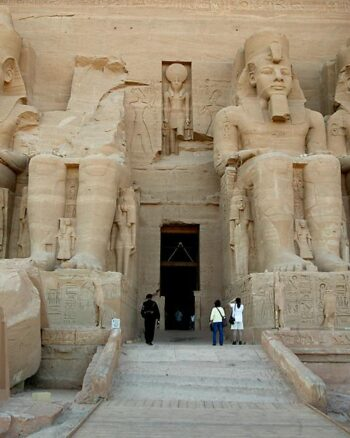 Transfer to Abu Simbel