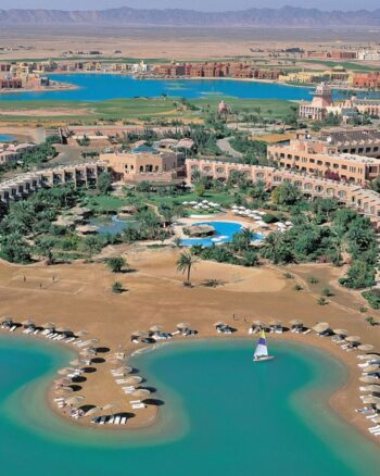 Transfer to Gouna