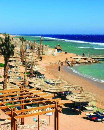 Sharm el-Sheikh to Nabq Bay