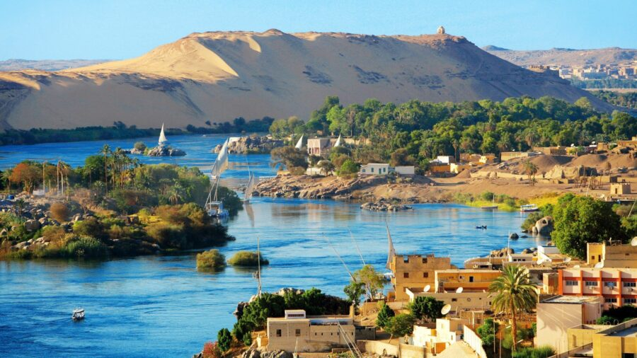 Transfer to Aswan