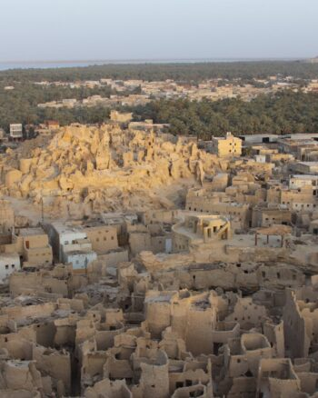 Transfer to Siwa Oasis