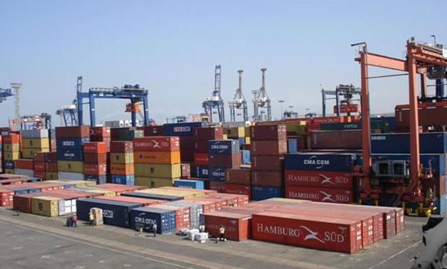 El-Dekheila Port