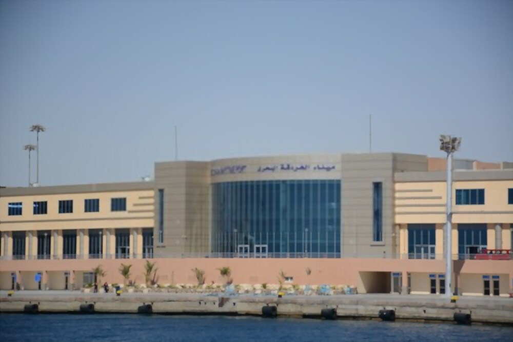 Hurghada port