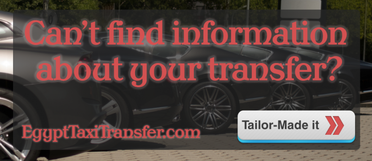 Tailor-made your transfer