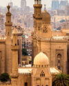 mezquita sultan hassan tour
