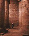 Karnak temples from Dahab